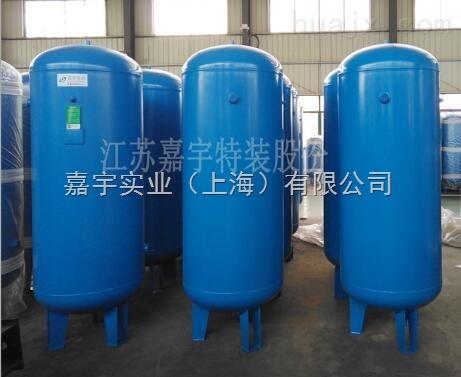 江苏嘉宇压力容器储气罐30年行业经验